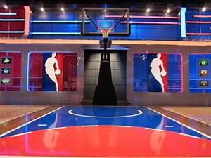 Designing NBA TV's Wraparound Set - Core77
