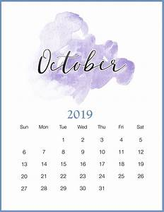 October Yearly April Calendar 2019 Picturesque Www