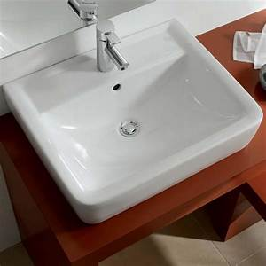 Matratze Nr 1 : keramag renova nr 1 plan aufsatz handwaschbecken wei 275150000 reuter ~ Watch28wear.com Haus und Dekorationen