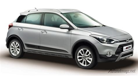 Gambar Mobil Hyundai I20 by Wallpaper Hyundai I20 Active Silver Autonetmagz