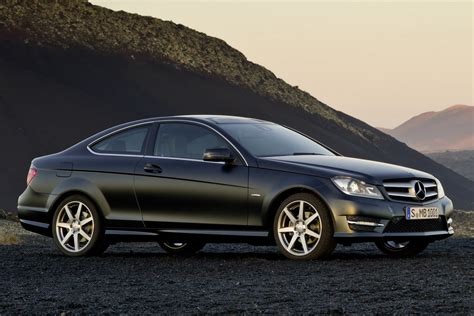 2012 Mercedesbenz Cclass Coupe Photos And Info Autotribute