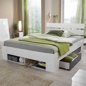 Gitterbett 140 X 200 : funktionsbett enrico mit stauraum 140x200 ~ Bigdaddyawards.com Haus und Dekorationen