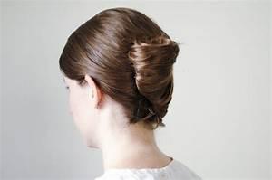 Hochsteckfrisuren Mittellanges Haar Selber Machen Hochsteckfrisuren
