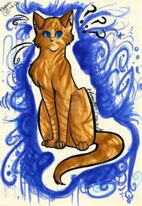 Warrior Cats Honeyfern