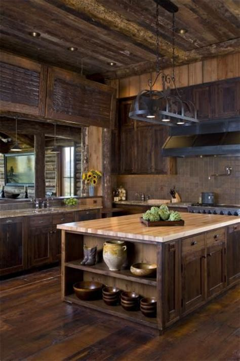 rustic kitchens  handpicked ideas  discover