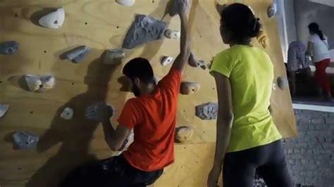 Taatvik Delhi Rock Describe Your First Climbing