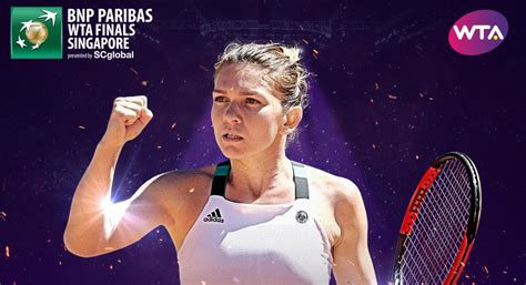Simona Halep Secures Year-End No.1, But Presence At WTA Finals In Doubt - UBITENNIS