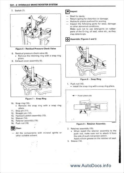 isuzu npr diesel and f series 2000 2003 repair manual order