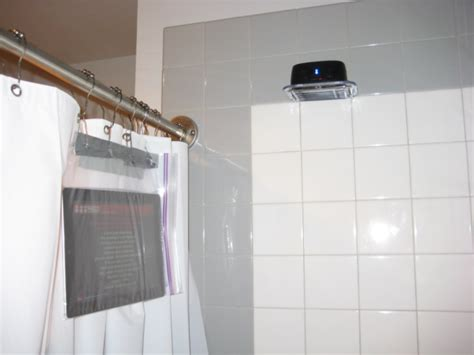 shower karaoke machine how to make a shower karaoke with your