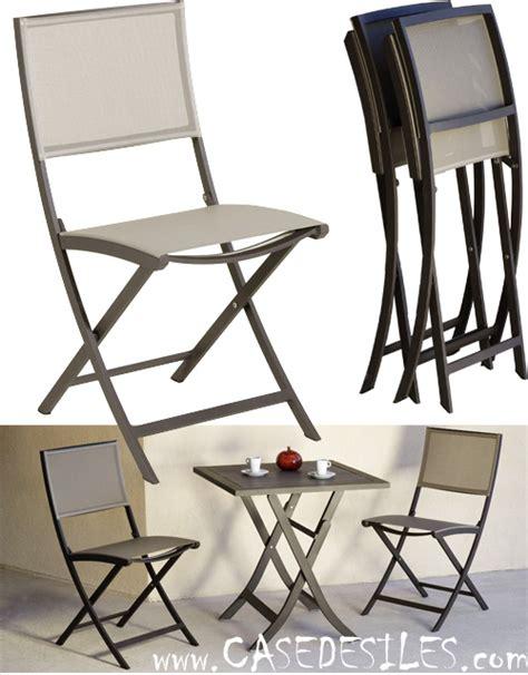 chaises jardin pas cher chaise de jardin aluminium pas cher