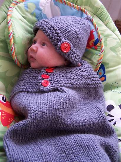 Knitted Crochet Cocoon Patterns Snuggle Adorable Pattern