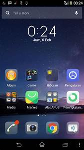 APUS Launcher v1.7.5 Apk Terbaru