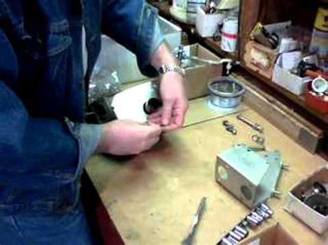 jag  type brake pedal box  servo rebuild final youtube
