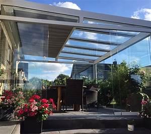 Terrassenüberdachung Mit Seitenwand : ehrf rchtige lamellen terrassendach haus design ideen ~ Whattoseeinmadrid.com Haus und Dekorationen