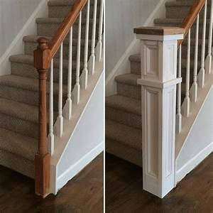 Rebuild on Instagram: Before and almost after of the stair