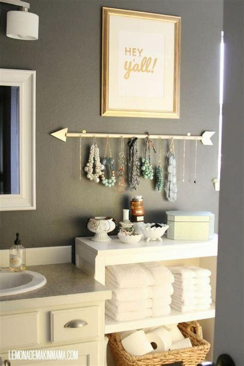 wall decor ideas for bathrooms bathroom vanity ideas
