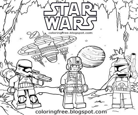 Star Wars Lego Drawings 2718990