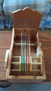 Kb Knits  U0026 Crafts  My 18th Century Reproduction Tape Loom
