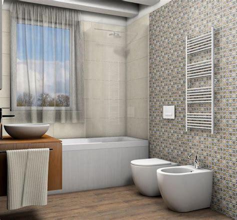 bagno moderno con vasca trendy bagno piccolo con vasca a vicenza with bagni