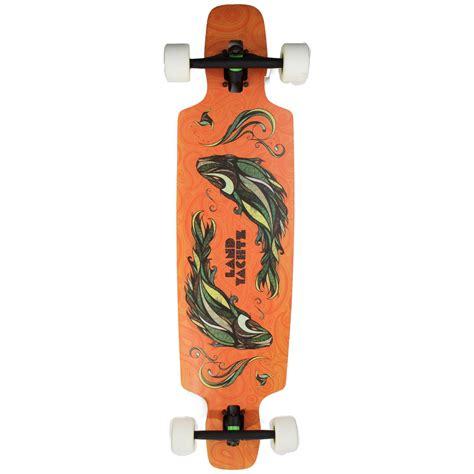 landyachtz drop carve 39 quot longboard complete evo