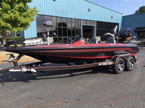 Skeeter Bass Boat Dealers In Ontario by Skeeter Zx200 Boats For Sale In Carolina