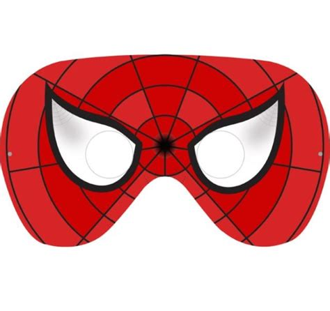 Mascaras Super Herois Para Imprimir