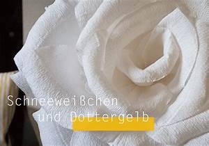 Blumen Aus Papier : xxl blumen aus papier handmade kultur ~ Udekor.club Haus und Dekorationen