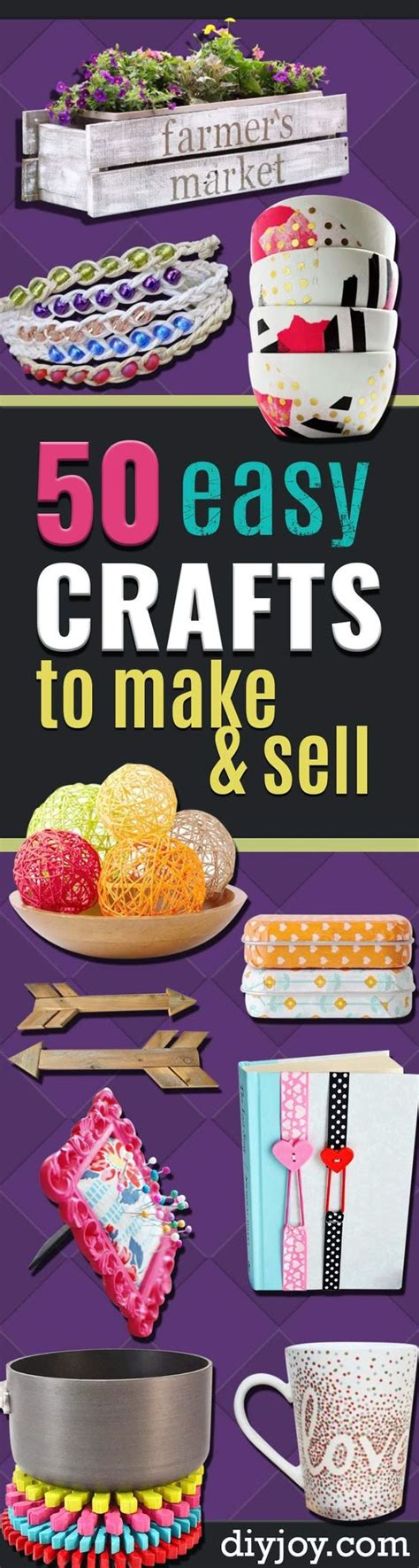easy crafts    sell homemade craft fairs