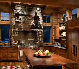 Fireplace Oak Beams by Rustic Kitchens Design Ideas Tips Amp Inspiration
