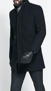 Veste Matelassée Homme Zara : manteaux d 39 hiver homme zara ski de rando ~ Dode.kayakingforconservation.com Idées de Décoration