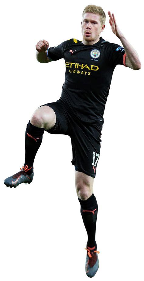 Kevin De Bruyne football render - 64654 - FootyRenders