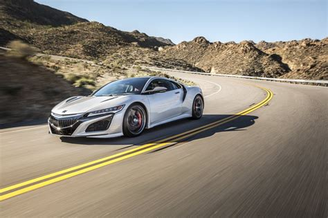 Nsx Curb Weight by 2016 Acura Nsx Gallery 669448 Top Speed