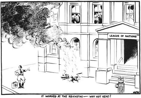 10 Anti-nazi David Low Cartoons