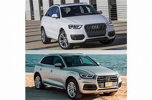 2018 Audi Q3 Vs 2018 Audi Q5 Head To Head US News World Report