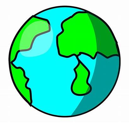 Earth Clipart Background Transparent Cliparts Zone Sticker