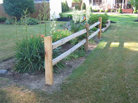 wood split rail fence designs split rail sadler fence and staining llc