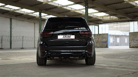 jeep grand cherokee srt  sinister tuning package  europe