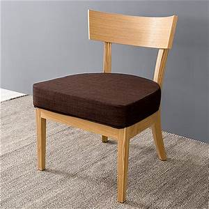 Modern simple dining chair coffee chair cloth art chair for Simple wood dining room chairs