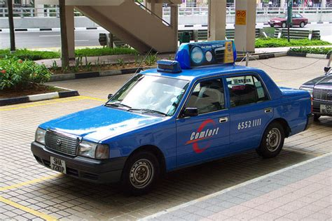 The Best Taxis In The World!