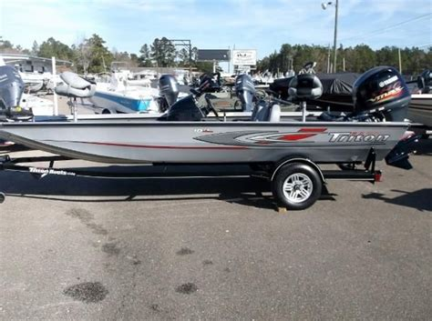Aluminum Boats For Sale In Sc by Triton New And Used Boats For Sale In South Carolina