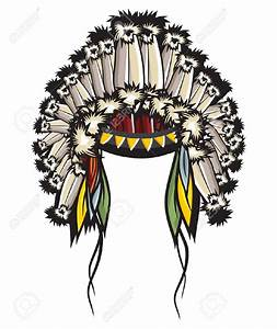 Indian Feather Hat Clipart (22+)
