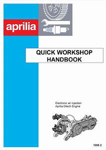 Aprilia Ditech 50 Ac 2002 Owner U2019s Manual