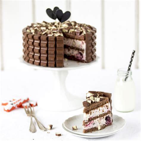 kinderschokolade torte basteln kinder schokolade torte mit beeren eine verlosung s lieblingsst 252 cke