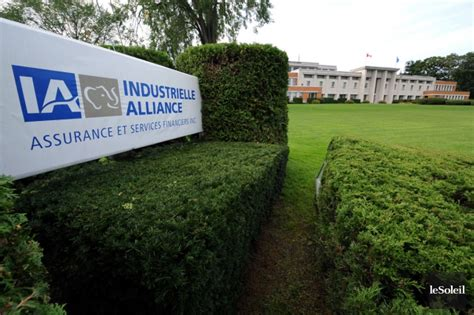 alliance siege social industrielle alliance investit pour grandir jean michel