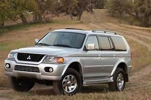 Mitsubishi Montero  Pajero 2001