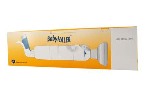 chambre d inhalation asthme babyhaler chambre d 39 inhalation nourrisson et enfant autres