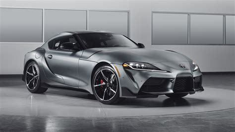 2020 Toyota Supra Desktop Wallpaper by 2020 Toyota Gr Supra Wallpapers Hd Wallpapers Id 27339