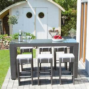 bartisch garten bestseller shop fur mobel und einrichtungen With französischer balkon mit garten bartisch
