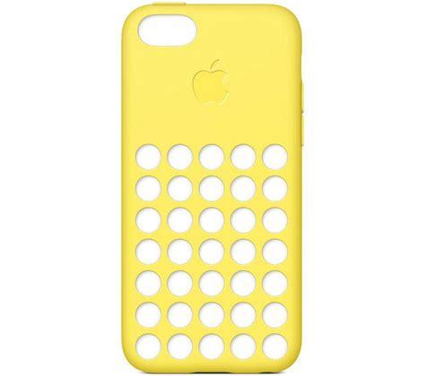 apple iphone 5c cases apple iphone 5c yellow deals pc world