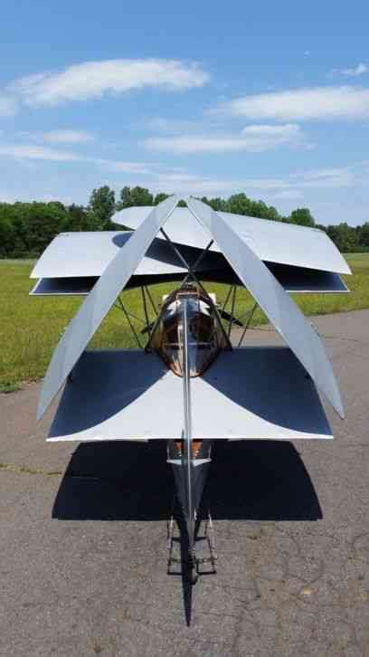 french flying flea hm  folding wings french flying